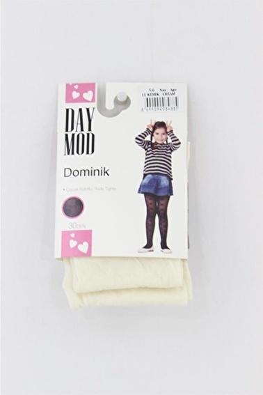 Daymod Külotlu Çorap Beyaz